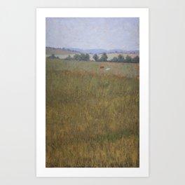 Duas Vacas Art Print