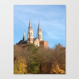 Holy Hill Canvas Print