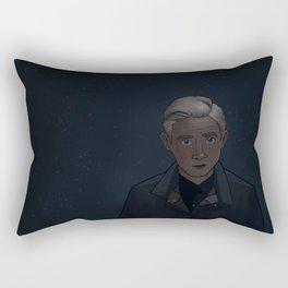 What Did You Do? Rectangular Pillow