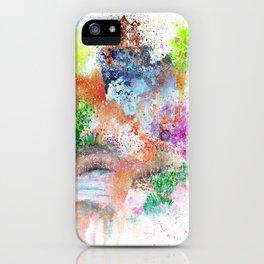 Magical Landscape Art Illustration iPhone Case