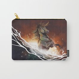Hippocampus Carry-All Pouch