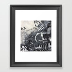 Hazy Shade of Winter Framed Art Print