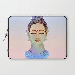 Buddha Face Laptop Sleeve