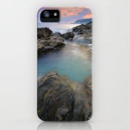 """Mediterraneo"" iPhone Case"