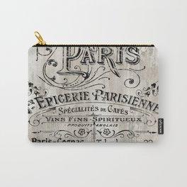 Paris Bistro VIII Carry-All Pouch