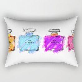 No 5 Light Rectangular Pillow