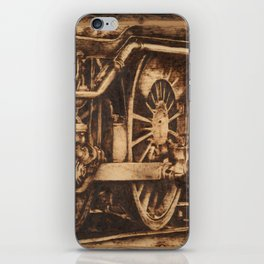 All Aboard iPhone Skin