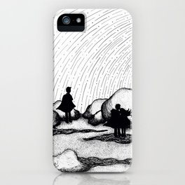 Selkie Beach iPhone Case