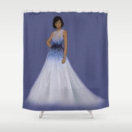 Korra Shower Curtain