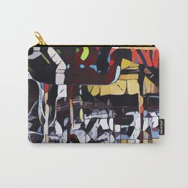 Abstract 50 #4 Carry-All Pouch