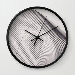 New York City, original fine photography, Manhattan, Oculus, Calatrava, World trade center, path Wall Clock