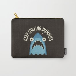 Great White Snark Carry-All Pouch