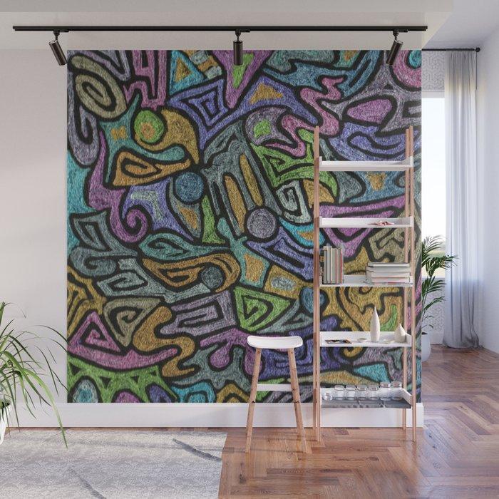 Irene Wall Mural