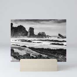 Costa Quebrada Mini Art Print