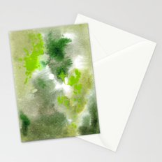 Watercolour Camo Stationery Cards