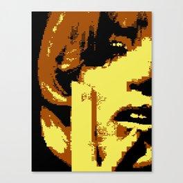 I Hate You (C64 remix) (2011) Canvas Print