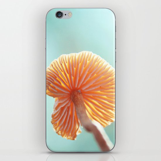 Tiny Tropical Cricket Canopy iPhone Skin