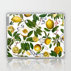 LEMON TREE White Laptop & iPad Skin