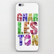 Gnarleston Tie-Dye iPhone & iPod Skin