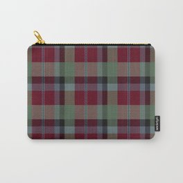 Porter Plaid Carry-All Pouch