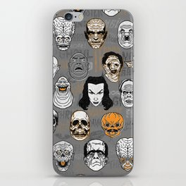 the classics iPhone Skin