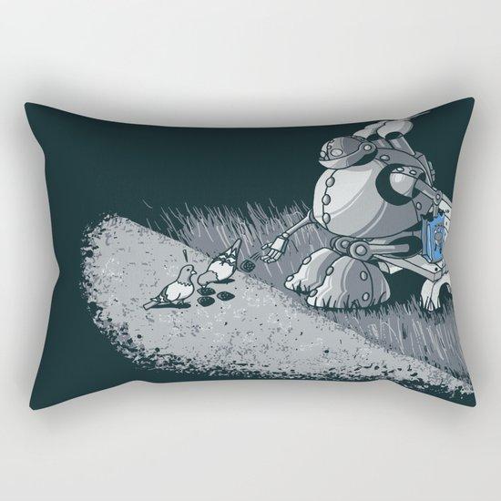 Here Ya Go Little Fella! Rectangular Pillow