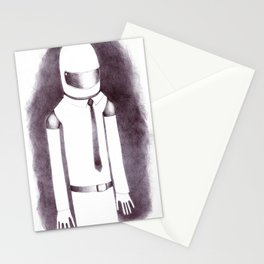 Spaceboy Dream Stationery Cards