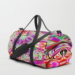 Metatronic Light Design Duffle Bag