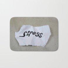 Stress Bath Mat