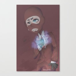 MY KOKOHON Canvas Print