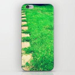 The Path iPhone Skin
