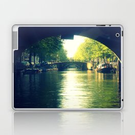 Early Hour Amsterdam. Laptop & iPad Skin