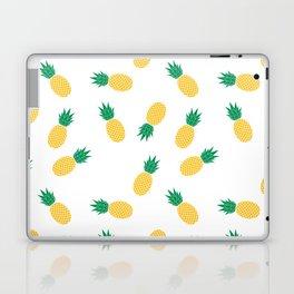 PINEAPPLE ANANAS FRUIT FOOD PATTERN Laptop & iPad Skin