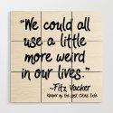 Fan-favorite Fitz Quote by shannonmessenger