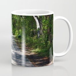 Maritime Forest In The South Coffee Mug