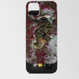 Rusty art  iPhone Card Case
