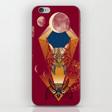 Children of the moon iPhone & iPod Skin