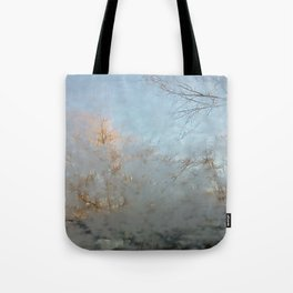 Frost Touch Tote Bag