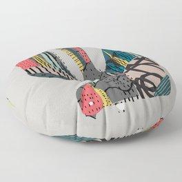 Te Manu Harewa Floor Pillow
