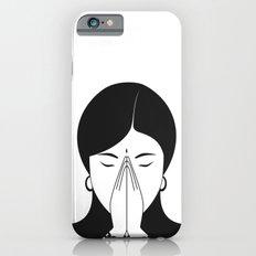Modern woman iPhone 6s Slim Case