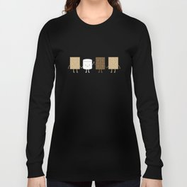 Life is S'more Fun Together Long Sleeve T-shirt