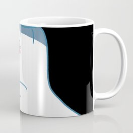 Little Ghost Jaunty Coffee Mug