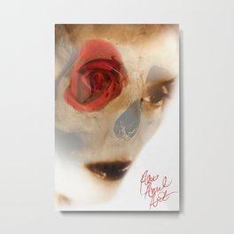 evil women Metal Print