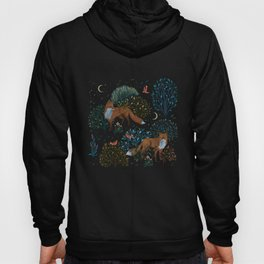 Forest Foxes Hoody