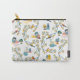 Pure zen Carry-All Pouch