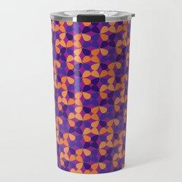 Fields of purple Travel Mug