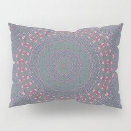 Serene Mandala Pillow Sham