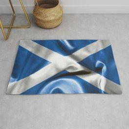 Scottish Flag Rug