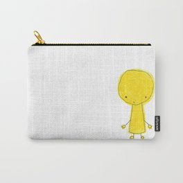 yellow dood Carry-All Pouch