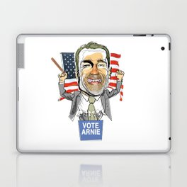 Arnold Schwarzenegger Laptop & iPad Skin